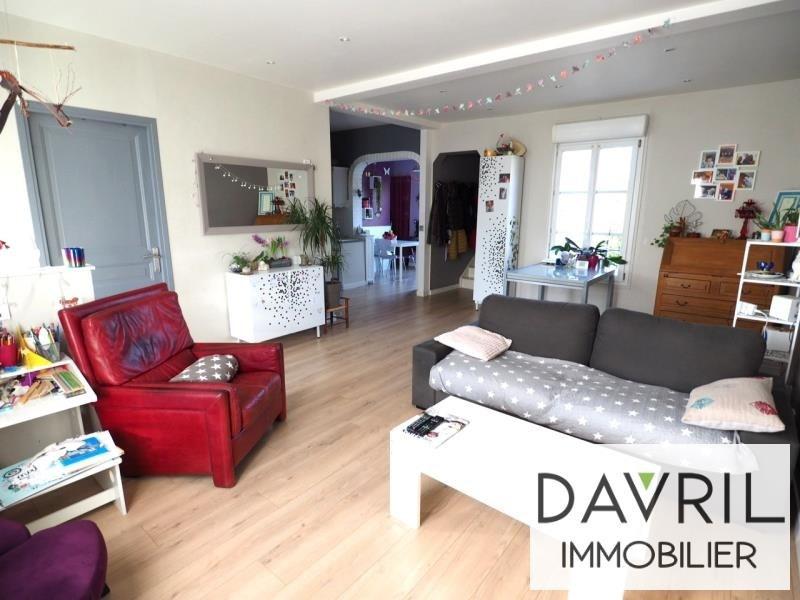 Sale house / villa Conflans ste honorine 469500€ - Picture 2
