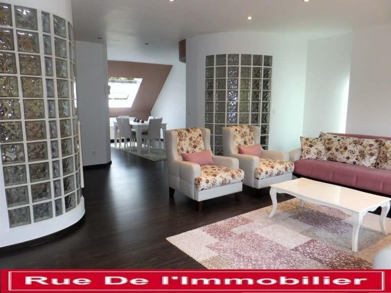 Deluxe sale apartment Niederbronn les bains 220000€ - Picture 1