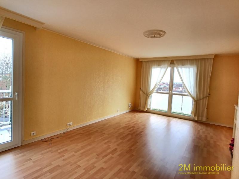 Sale apartment Vaux le penil 170000€ - Picture 2