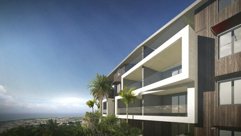 Revenda apartamento Ste clotilde 183300€ - Fotografia 1