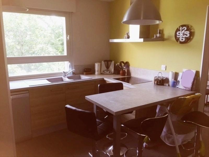 Sale apartment Vaulx milieu 240000€ - Picture 1