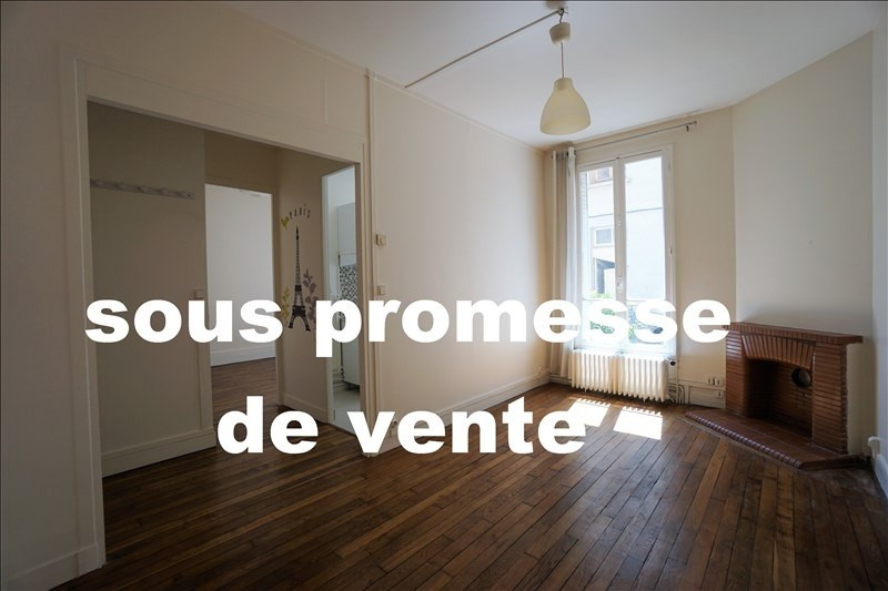Sale apartment Bois colombes 177 700€ - Picture 1
