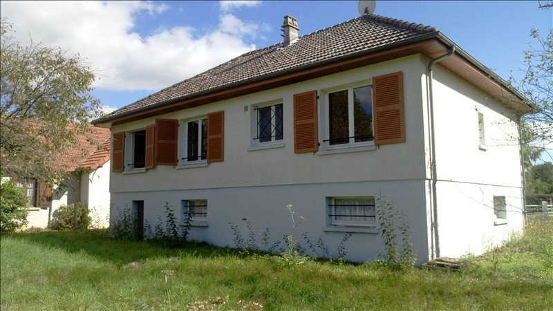 Sale house / villa Le veurdre 74 600€ - Picture 1