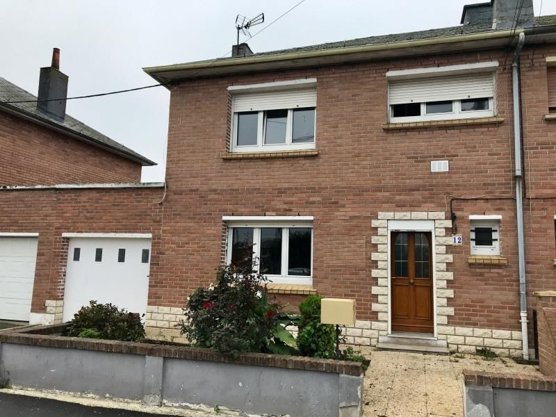 Vente maison / villa Brebieres 153 615€ - Photo 4