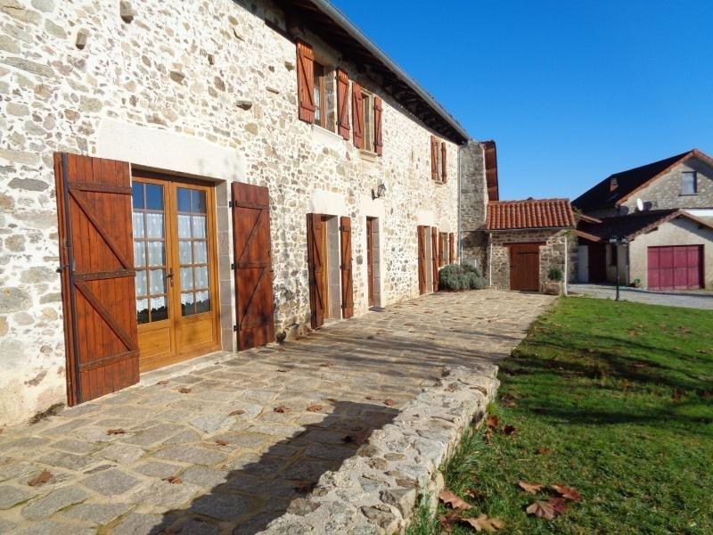Sale house / villa St just le martel 255000€ - Picture 1