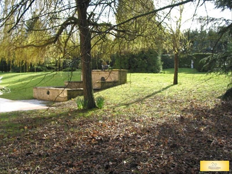 Vente de prestige maison / villa Fontenay mauvoisin 1190000€ - Photo 9