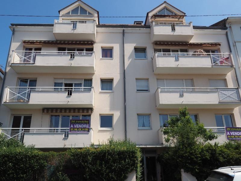 Vente appartement Melun 185000€ - Photo 2