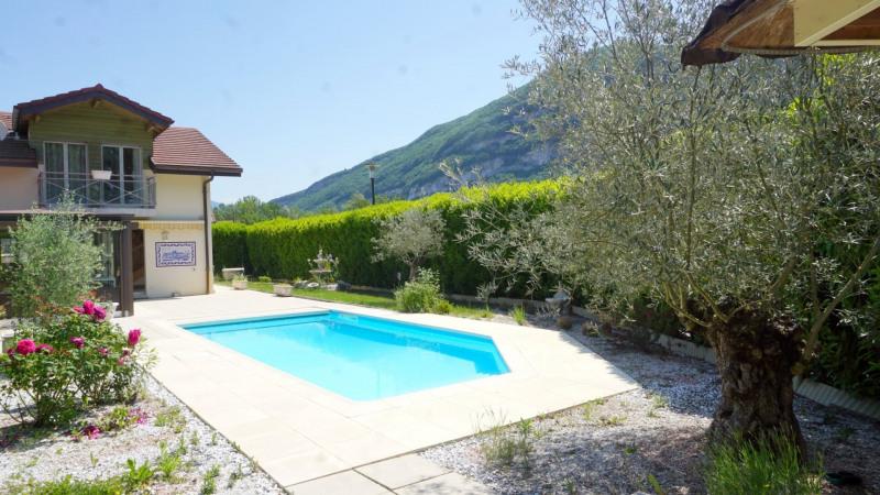 Vente de prestige maison / villa Etrembieres 579000€ - Photo 1