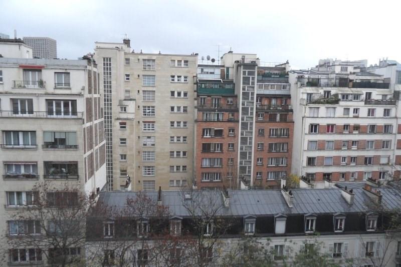Sale apartment Paris 16ème 520000€ - Picture 1