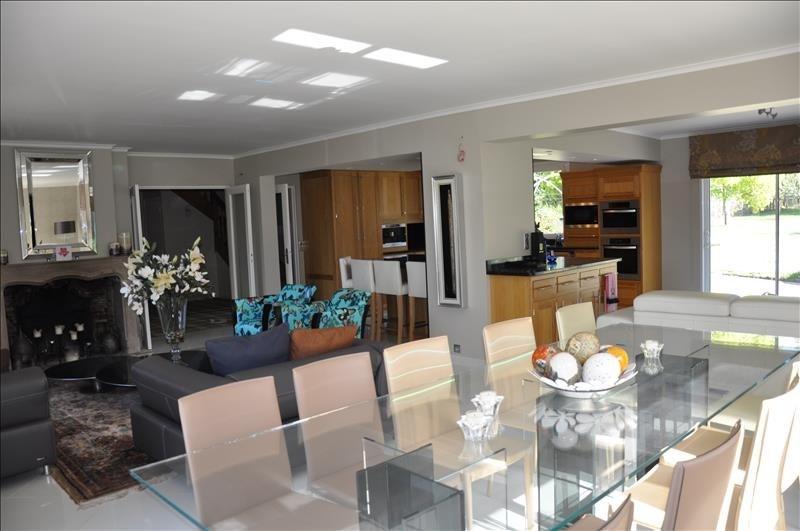 Rental house / villa St nom la breteche 6150€ CC - Picture 5