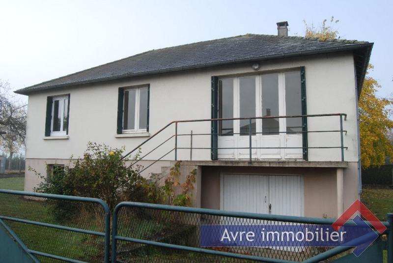 Vente maison / villa Verneuil d'avre et d'iton 127500€ - Photo 1