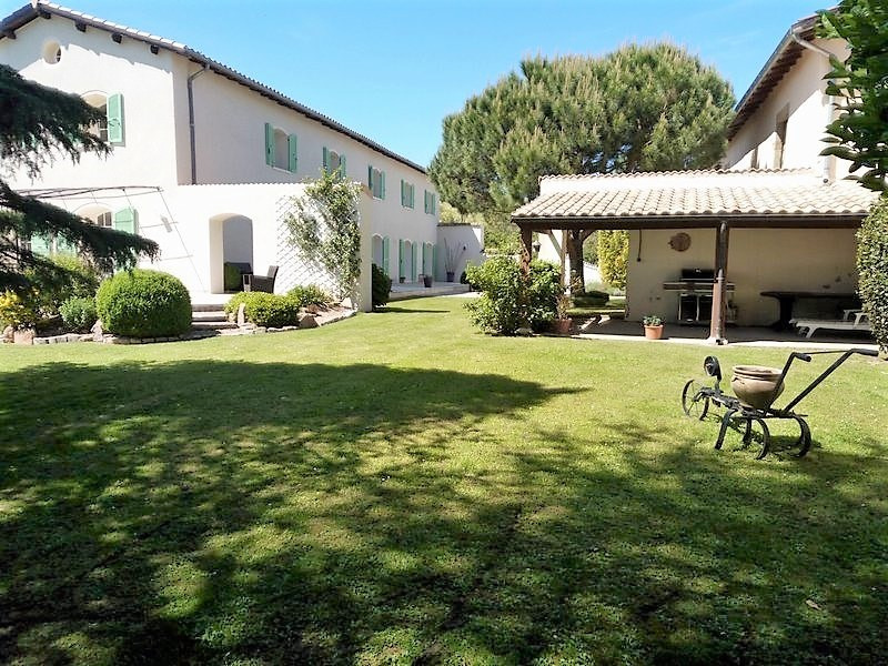 Sale house / villa Villette de vienne 799000€ - Picture 2