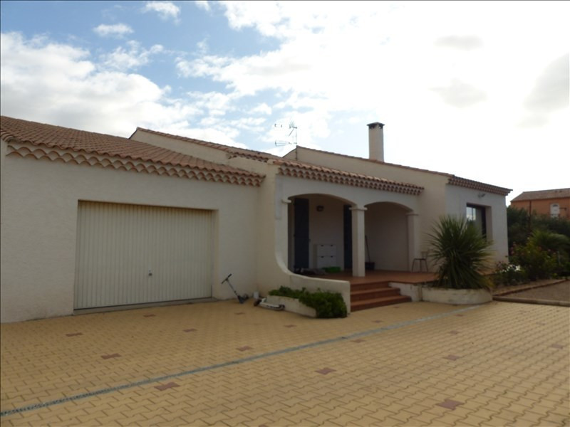 Sale house / villa Sauvian 345 000€ - Picture 1