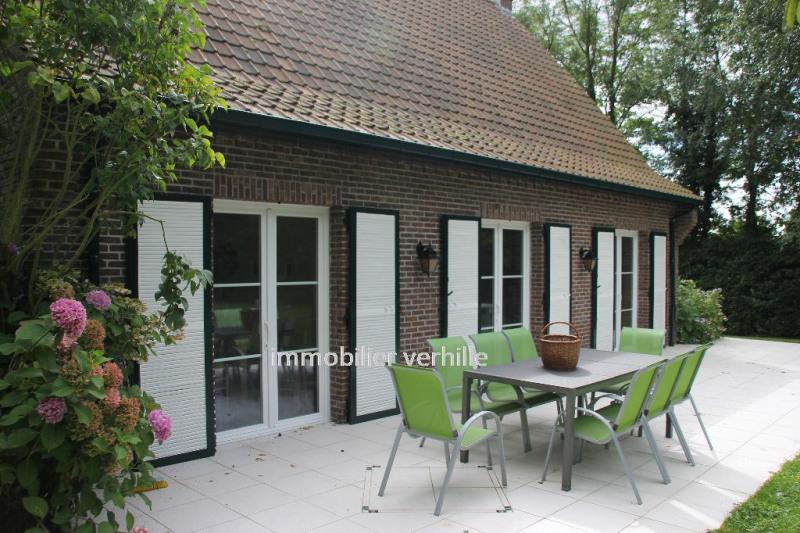 Vente maison / villa Ennetieres en weppes 538000€ - Photo 1