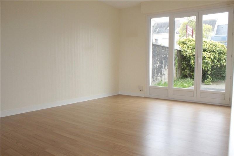 Verhuren  appartement Larmor plage 505€ CC - Foto 1