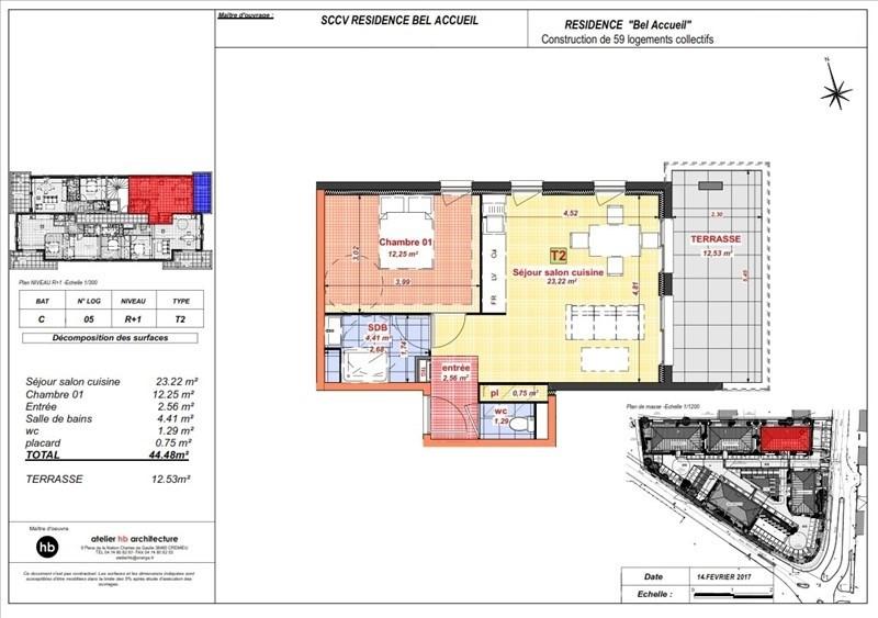 Vente appartement Bourgoin jallieu 122600€ - Photo 4