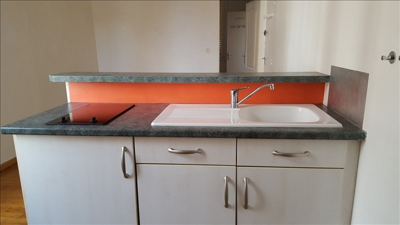 Rental apartment Dijon 450€ CC - Picture 3
