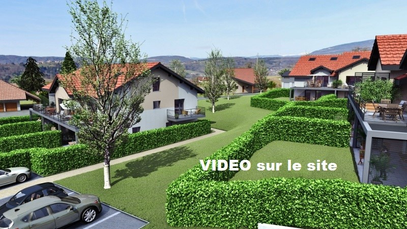Sale apartment Villaz 250 000€ - Picture 1