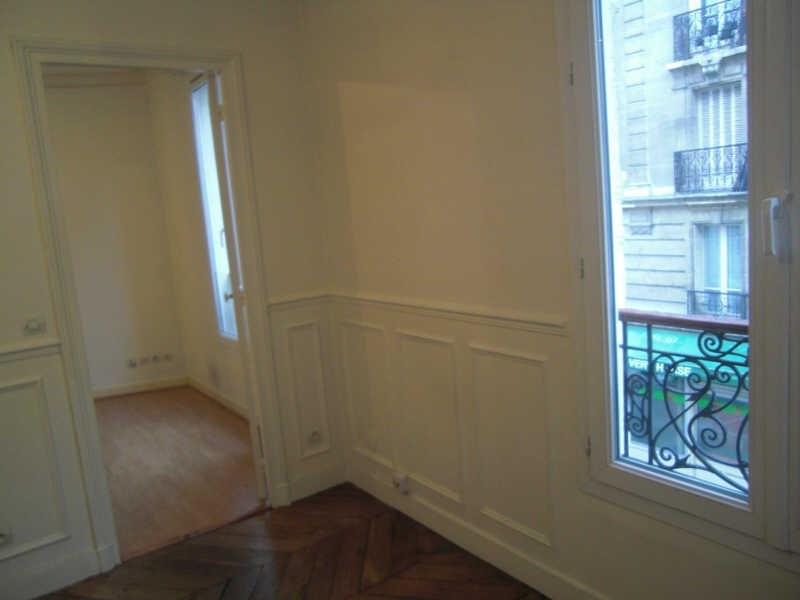 Rental apartment Paris 19ème 1155€ CC - Picture 2