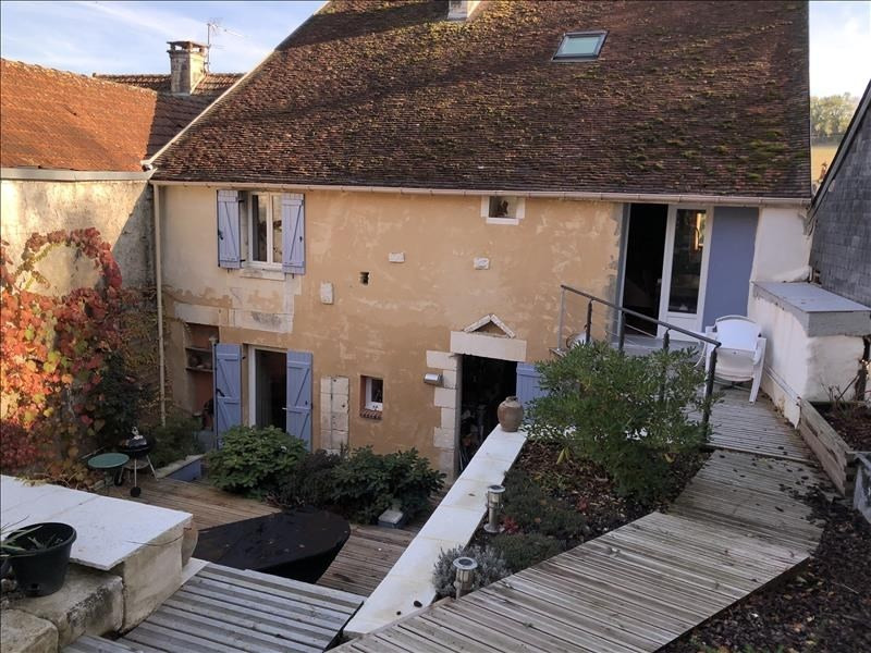 Vente maison / villa Coulangeron 173 000€ - Photo 1
