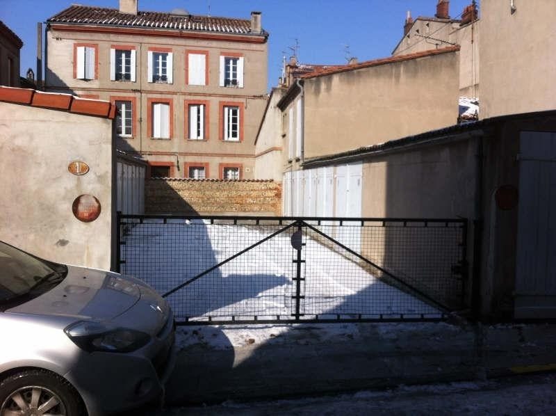 Location parking Toulouse 81€ CC - Photo 1