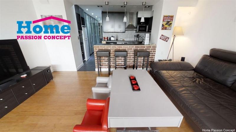 Sale apartment Nanterre 380000€ - Picture 5