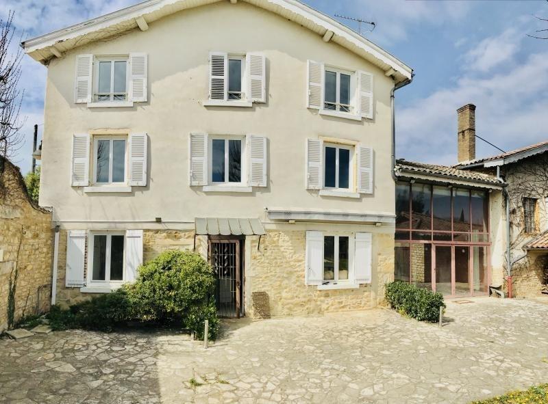 Vente maison / villa Arnas 495000€ - Photo 1
