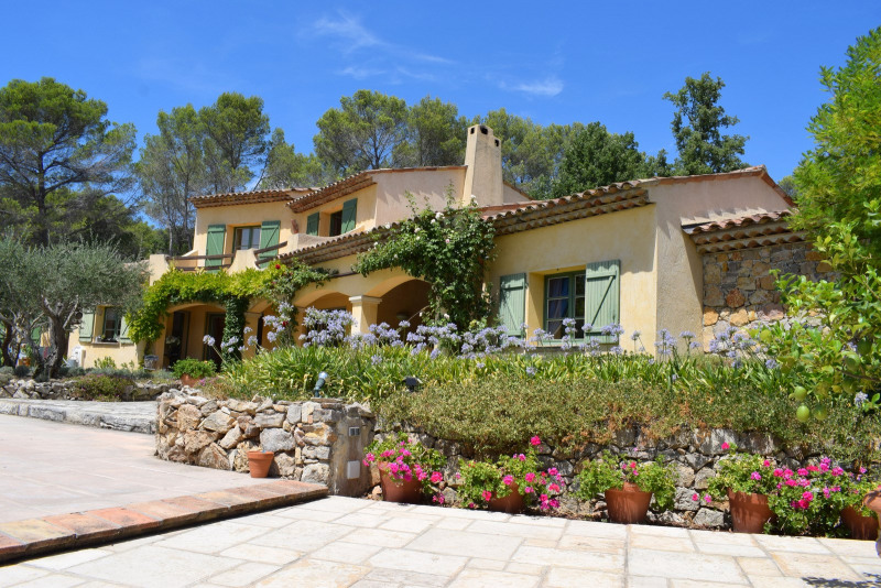 Immobile residenziali di prestigio casa Seillans 895000€ - Fotografia 2