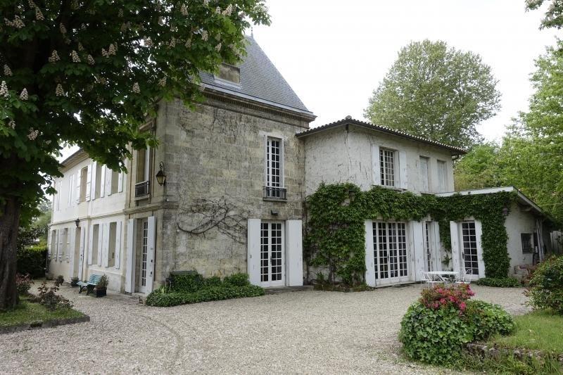 Deluxe sale house / villa Bordeaux 839000€ - Picture 1