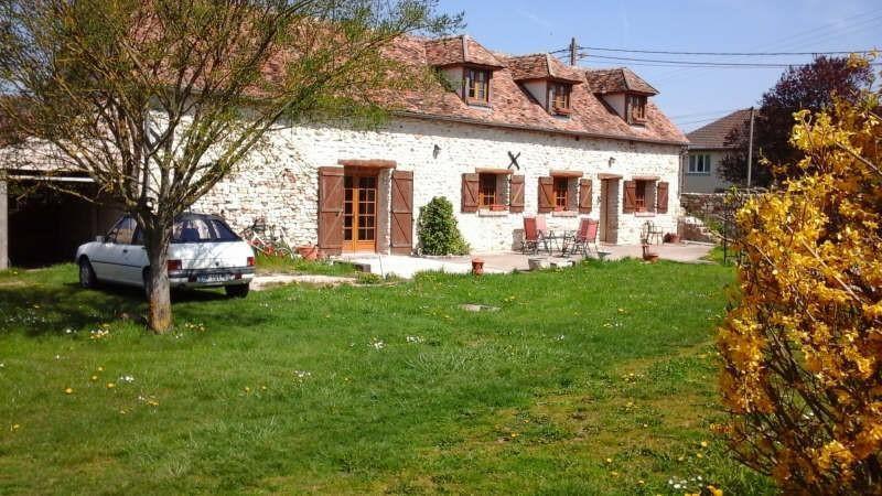 Revenda casa Chaufour les bonnieres 303000€ - Fotografia 2