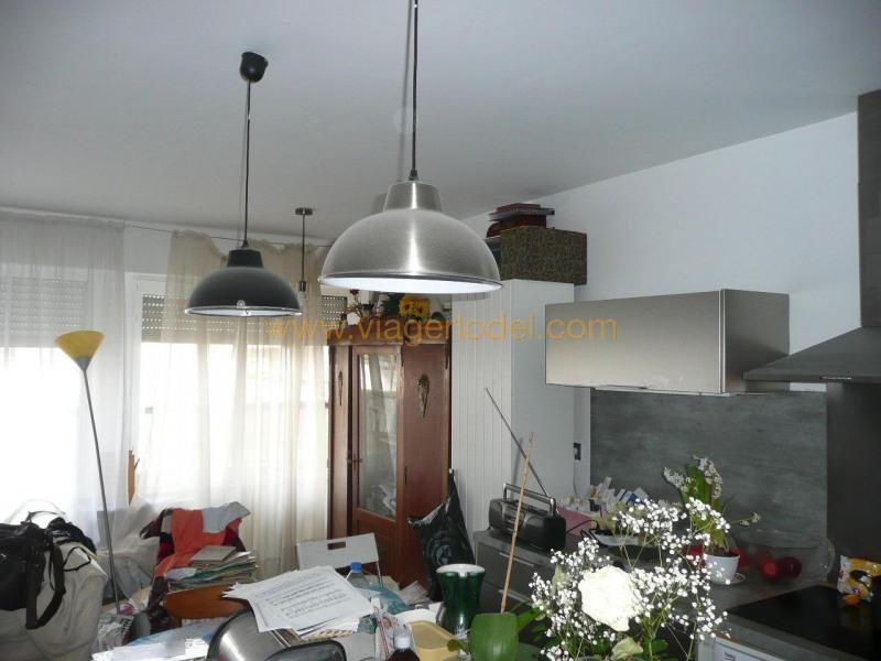 Viager appartement Paris 19ème 95000€ - Photo 1