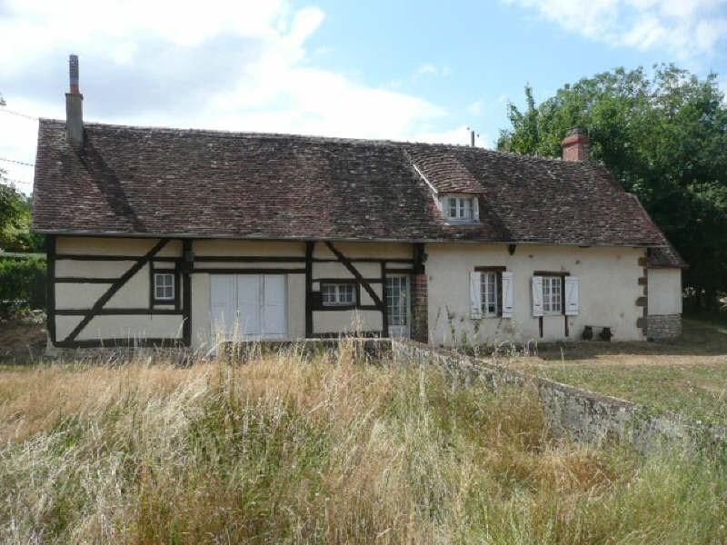 Vente maison / villa Dampierre en crot 67000€ - Photo 1