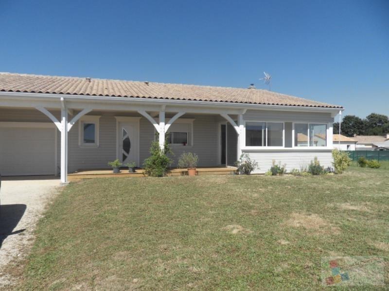 Vente maison / villa Cognac 214000€ - Photo 1