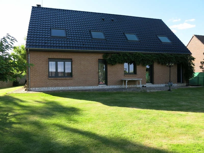 Sale house / villa Beaurains 352000€ - Picture 1