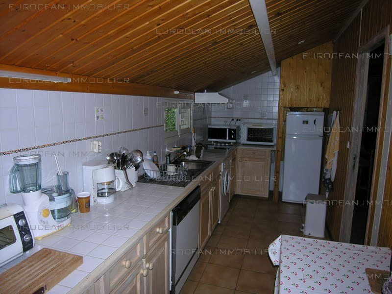 Vacation rental house / villa Lacanau-ocean 1 072€ - Picture 5