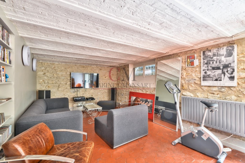 Venta de prestigio  casa Le chesnay 1417500€ - Fotografía 6