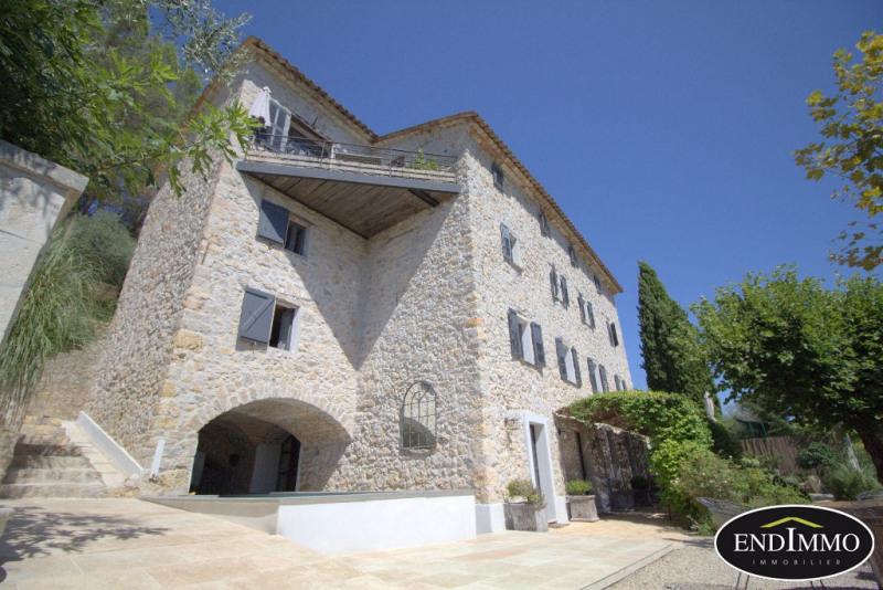 Vente de prestige maison / villa Grasse 1680000€ - Photo 1