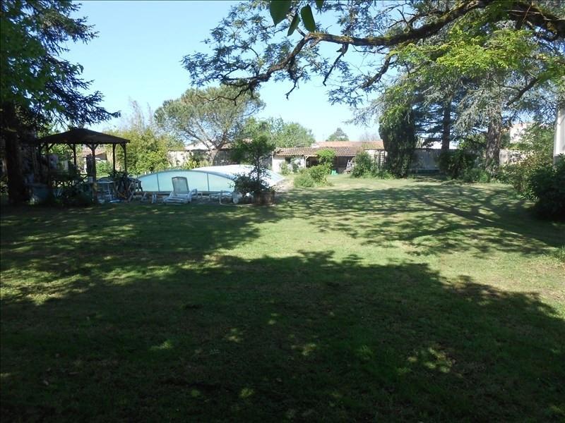 Vente maison / villa Magne 332800€ - Photo 4