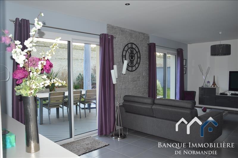 Vente maison / villa Courseulles sur mer 390000€ - Photo 3