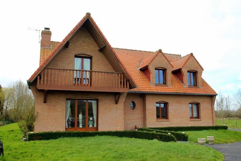 Sale house / villa Watten 289000€ - Picture 1