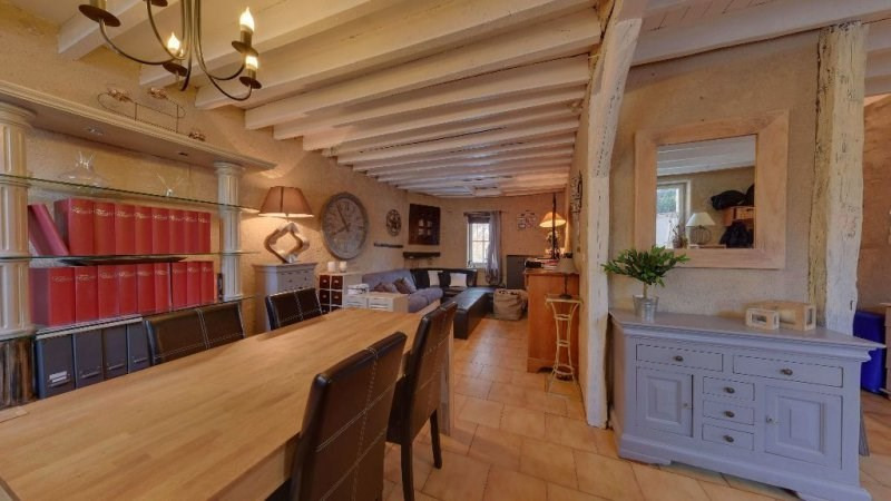 Vente maison / villa Chamant 276000€ - Photo 2