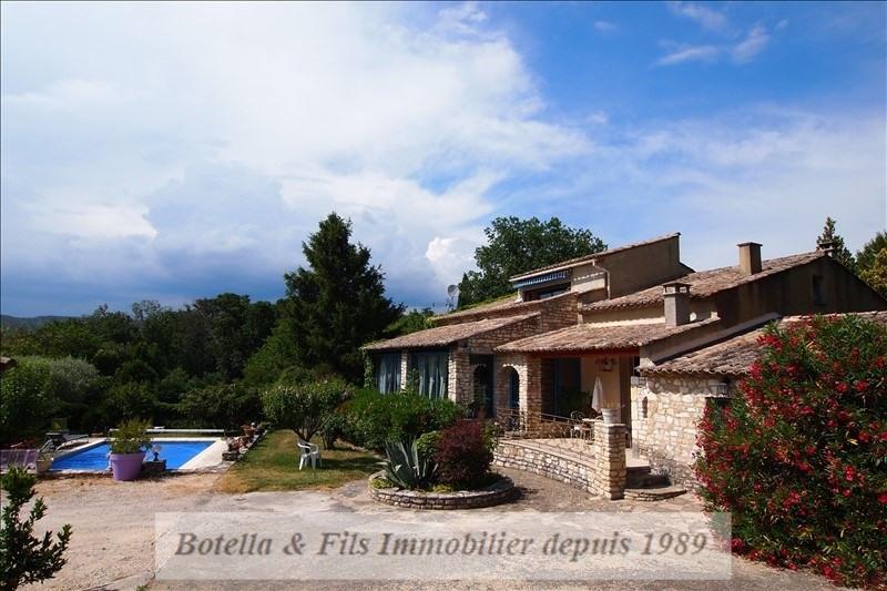 Verkoop  huis Goudargues 354000€ - Foto 1