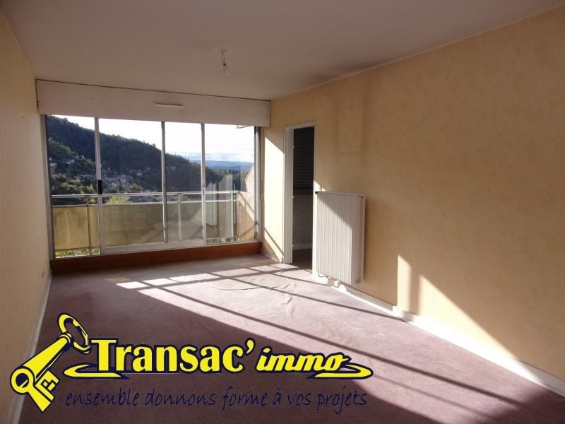 Sale apartment Thiers 35 000€ - Picture 2