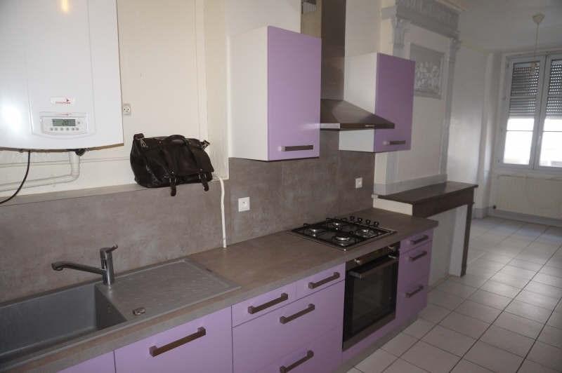 Produit d'investissement immeuble Vienne 439000€ - Photo 1