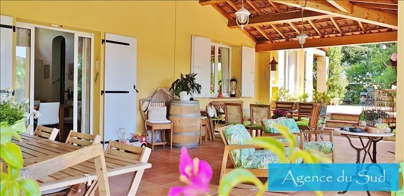 Vente de prestige maison / villa Aubagne 825000€ - Photo 4
