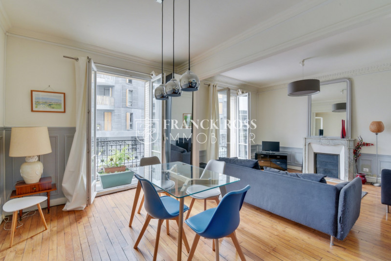 Location appartement Paris 17ème 2 000€ CC - Photo 2