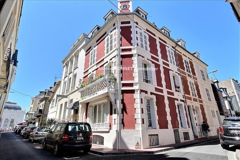 Sale apartment Trouville sur mer 135000€ - Picture 1