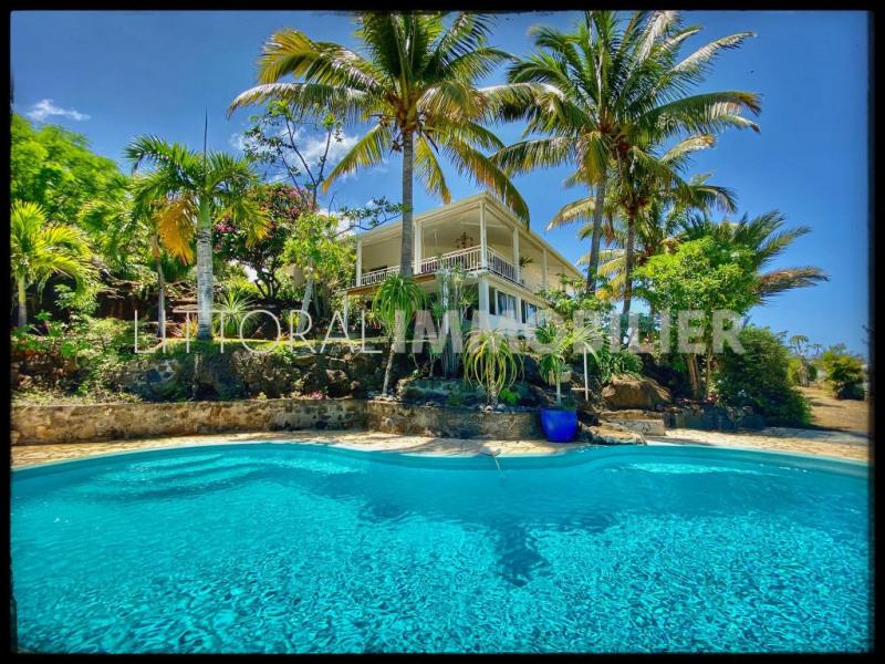 Deluxe sale house / villa Saint leu 832000€ - Picture 2