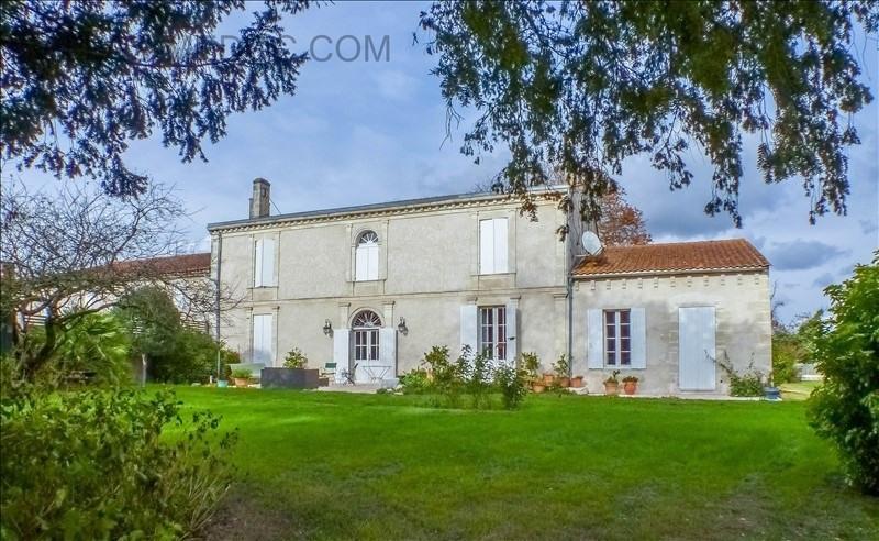 Vente de prestige maison / villa Jau dignac et loirac 780000€ - Photo 1