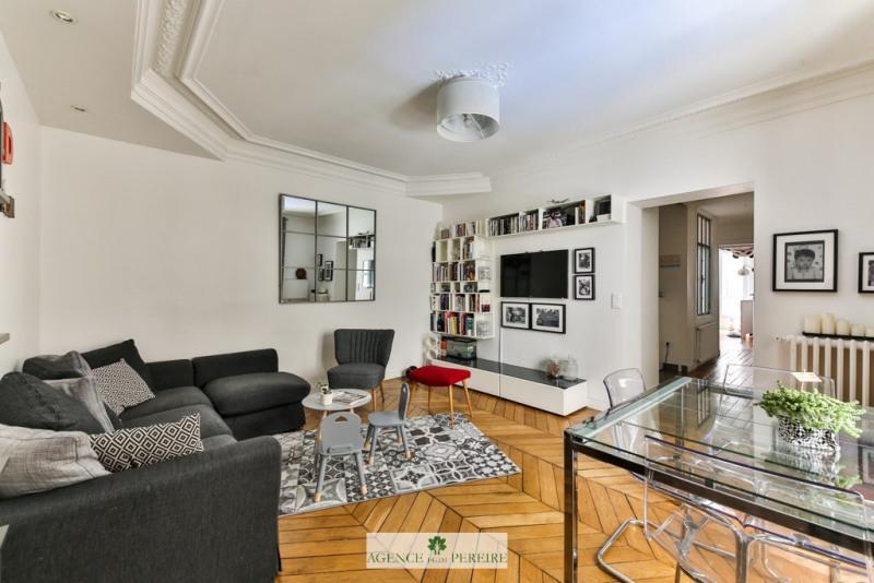 Vente appartement Paris 17ème 675000€ - Photo 2